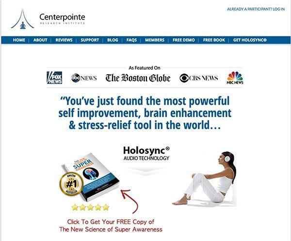 holosync.com