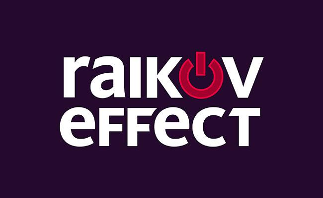 Vladimir Raikov Effect